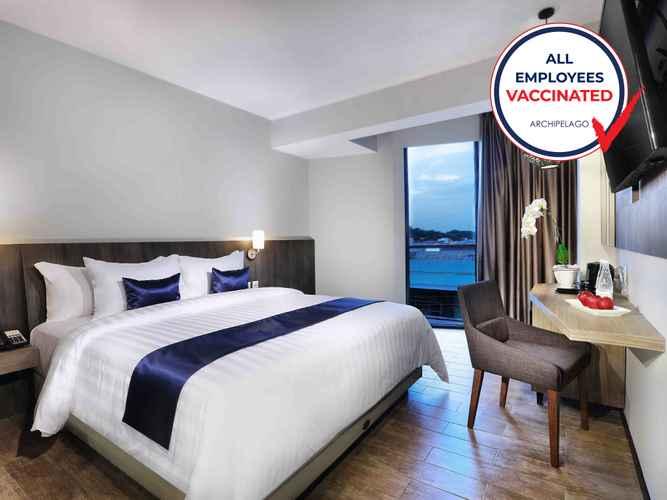 BEDROOM Aston Inn Pandanaran - Semarang