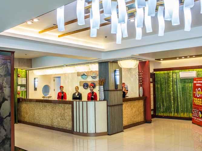 LOBBY Hotel Sogo Roxas Boulevard