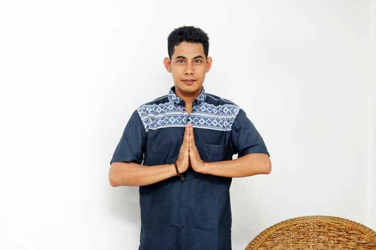 LOBBY Airy Eco Hayam Wuruk Batu Tulis Raya 52D Jakarta