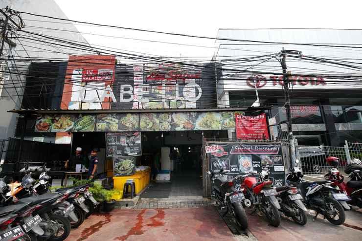 EXTERIOR_BUILDING Airy Eco Hayam Wuruk Batu Tulis Raya 52D Jakarta