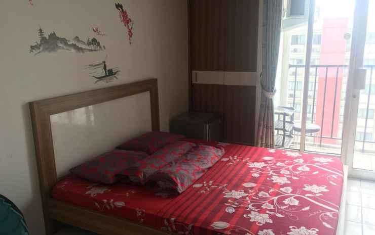 Comfy Room at Paragon Apartment Village Karawaci by Vichi Tangerang - Studio  (MAX CHECK-IN 22:00)