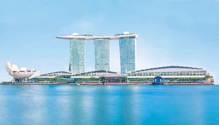 EXTERIOR_BUILDING Marina Bay Sands