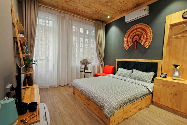 BEDROOM Holo Fairy House Hanoi - Homestay