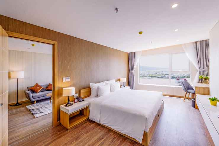 BEDROOM Khách sạn Zen Diamond Suites
