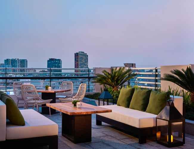 BAR_CAFE_LOUNGE New World Saigon Hotel