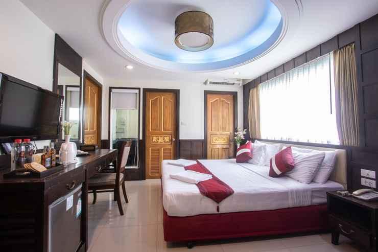 BEDROOM Gusto Pratunam Hotel