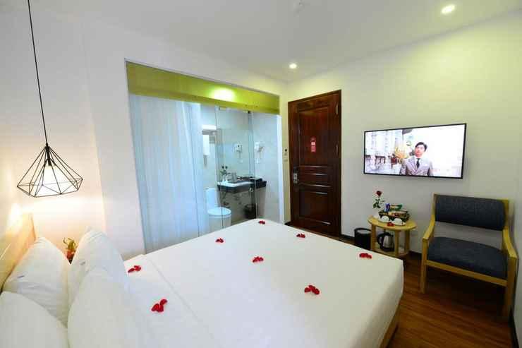 BEDROOM Blue Hanoi Inn Luxury Hotel & Spa