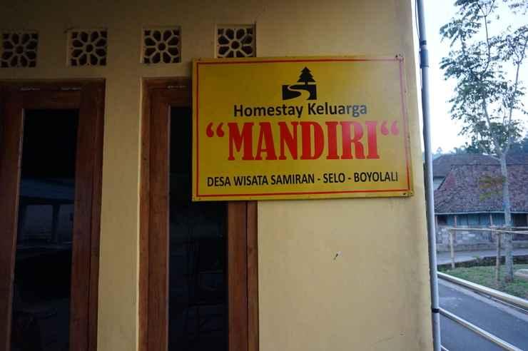 LOBBY Homestay Selo Mandiri