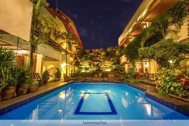 SWIMMING_POOL Duta Guest House