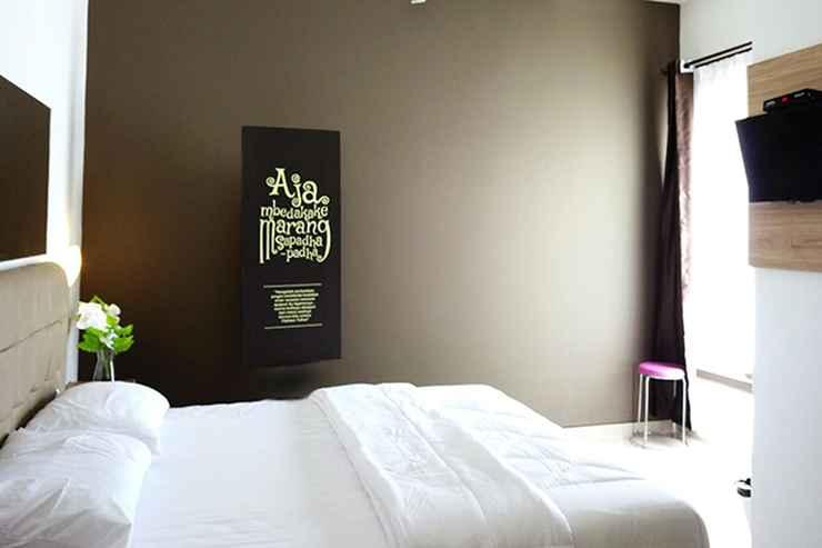 BEDROOM Oemah Djari Hotel Syariah