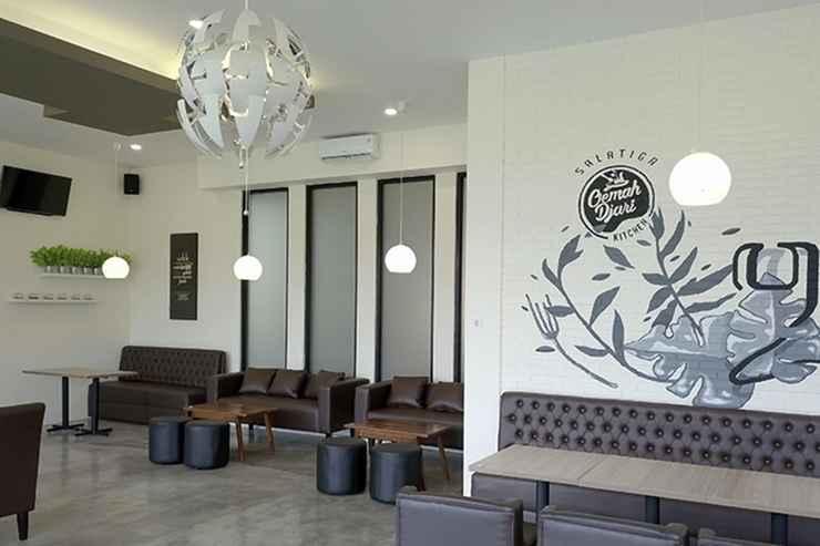 LOBBY Oemah Djari Hotel Syariah