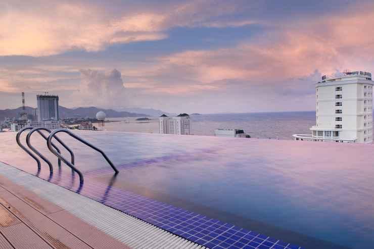 SWIMMING_POOL Khách sạn Sao Việt Nha Trang