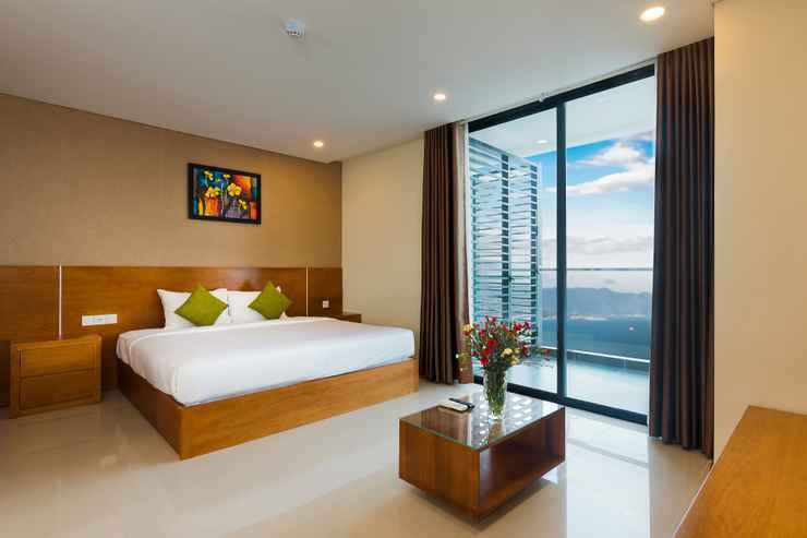 BEDROOM Luxury Holiday Apartment