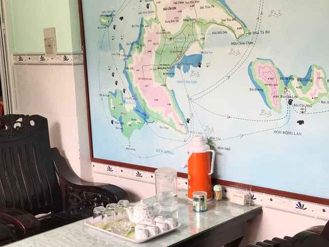 LOBBY Khách sạn Thanh Ngọc Côn Đảo