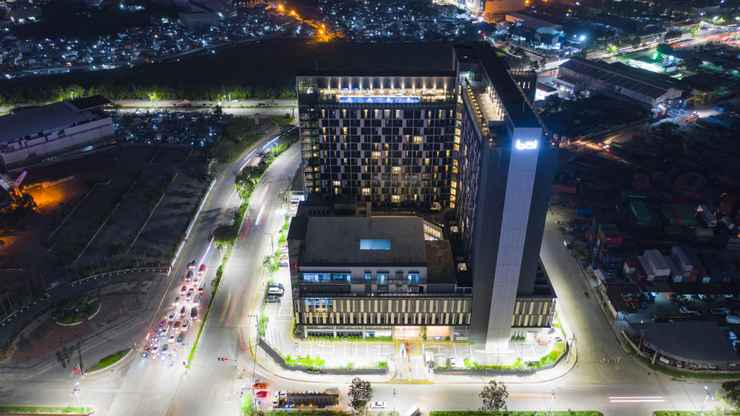 EXTERIOR_BUILDING bai Hotel Cebu - MULTI-USE HOTEL