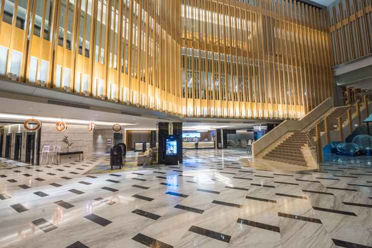LOBBY bai Hotel Cebu - MULTI-USE HOTEL