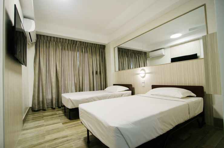 BEDROOM Travelite Express Hotel