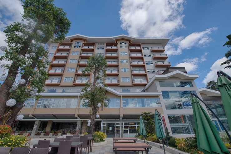 EXTERIOR_BUILDING Newtown Plaza Hotel