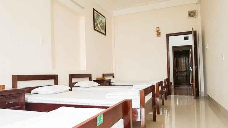 BEDROOM Heaven Hostel Quy Nhon