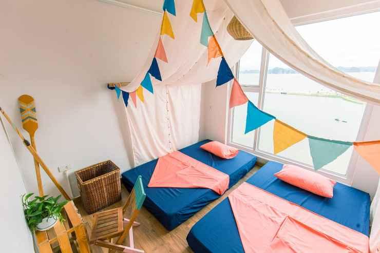 BEDROOM Khách sạn Momento Ha Long