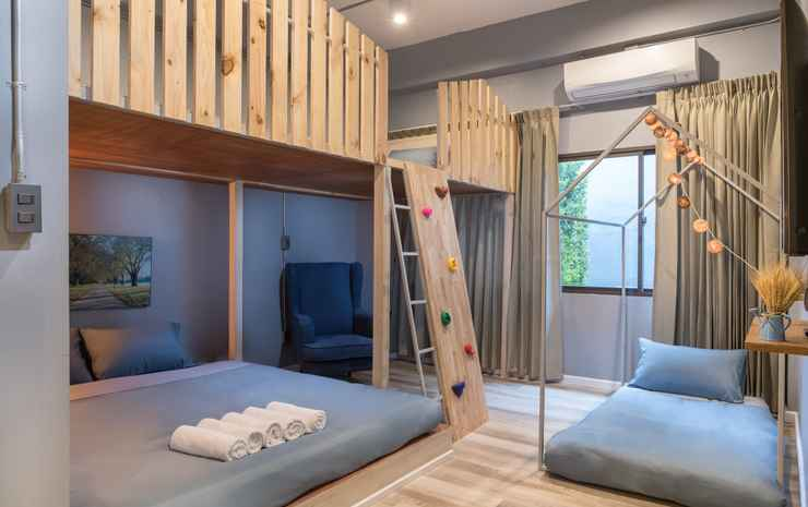 Arch39.17 Nimman Chiang Mai - Family Suite with Private Bathroom