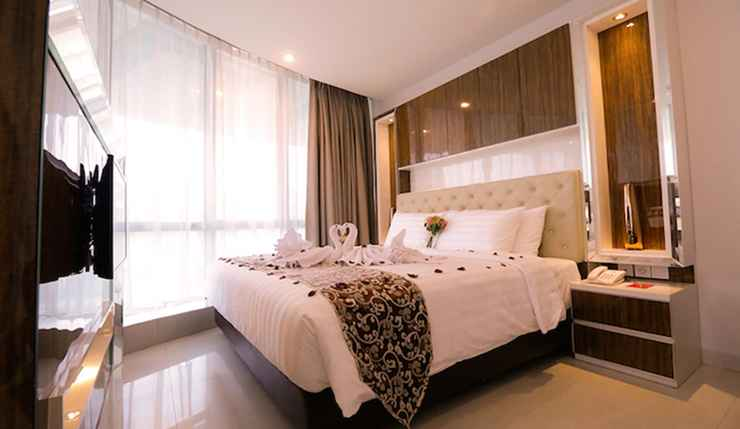 BEDROOM Daily Inn Hotel Jakarta