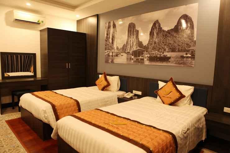 BEDROOM Khách sạn Hera Ha Long