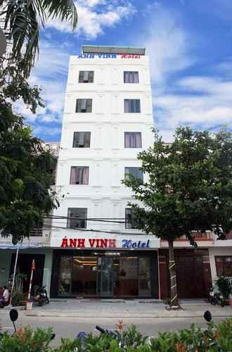 EXTERIOR_BUILDING Khách sạn Anh Vinh