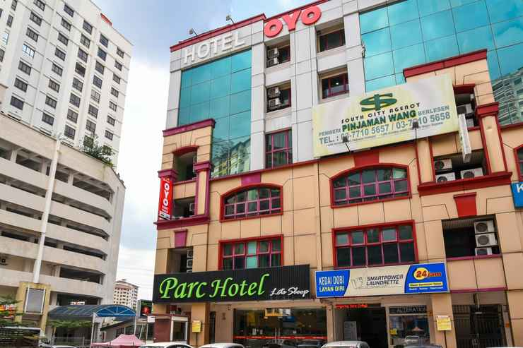 EXTERIOR_BUILDING Parc Hotel Pelangi Damansara