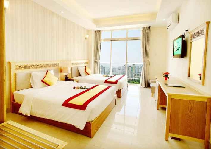 BEDROOM Khách sạn Sophia Sky Nha Trang