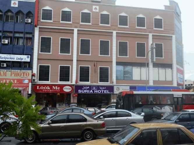 EXTERIOR_BUILDING Suria Hotel Kota Bharu