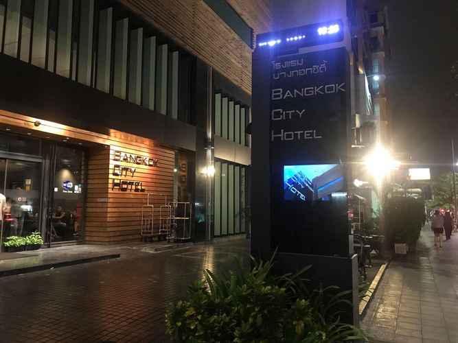EXTERIOR_BUILDING Bangkok City Hotel