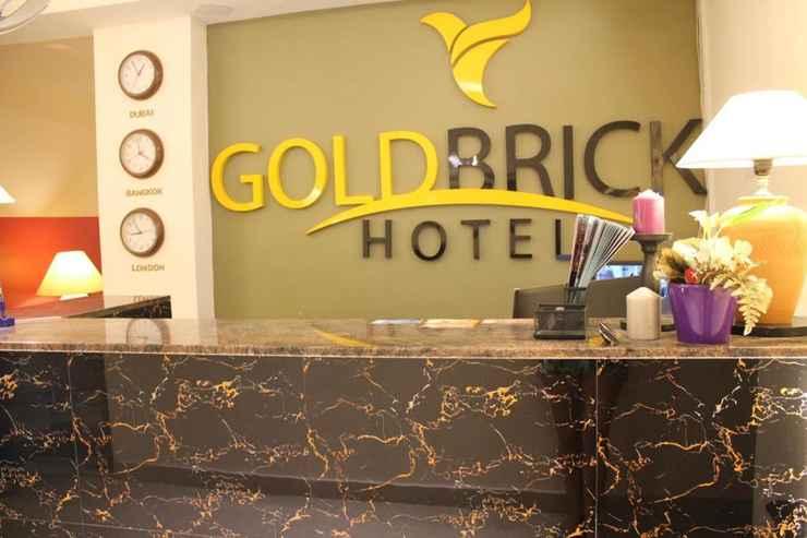 LOBBY Goldbrick Hotel