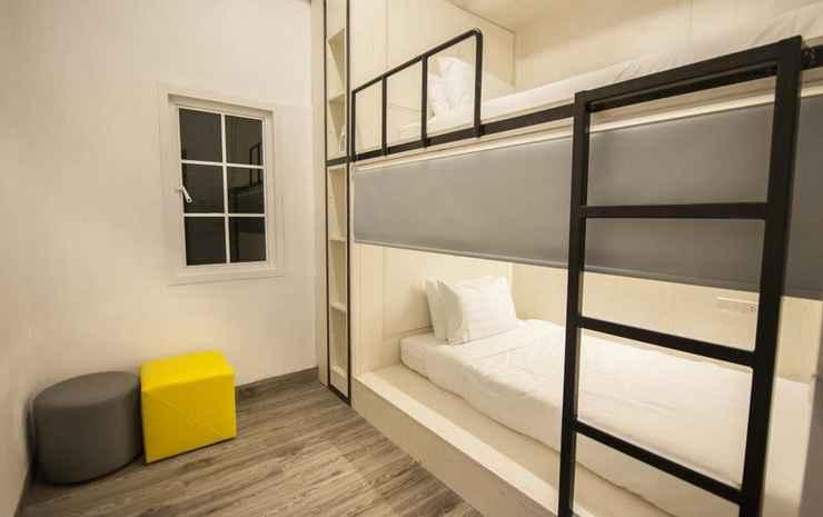 S7 Hostel Bangkok - Private Bunk Bed Room