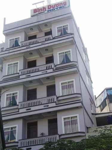 EXTERIOR_BUILDING Khách sạn Star Bình Dương Huế