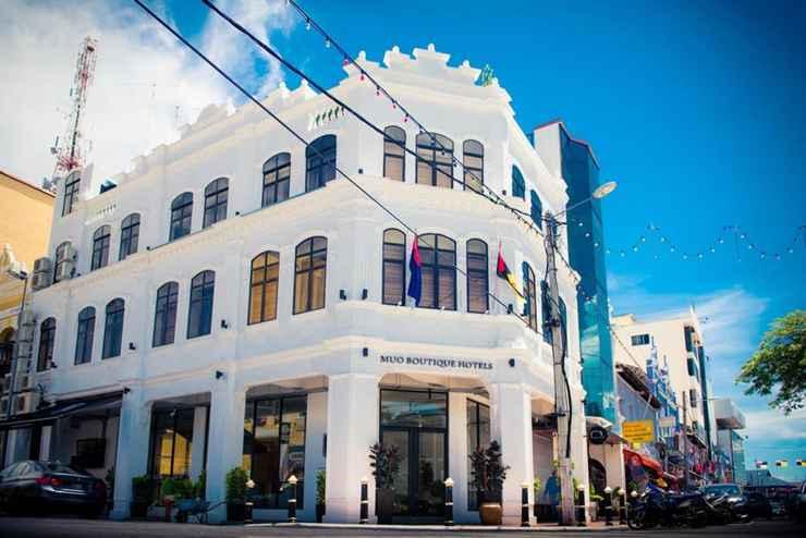 EXTERIOR_BUILDING Muo Boutique Hotels