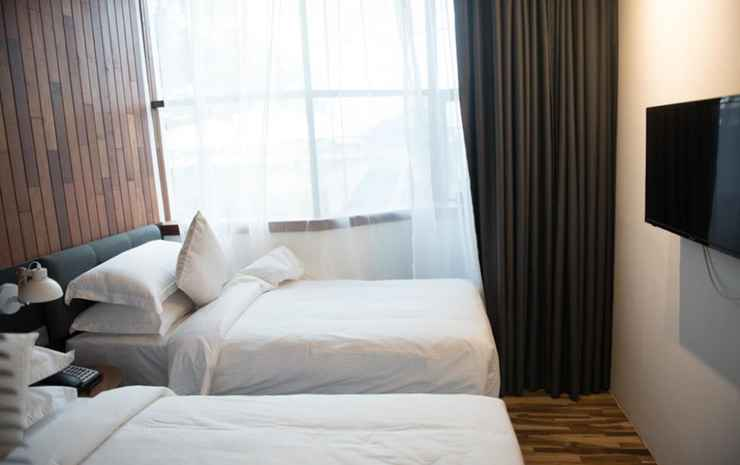 Muo Boutique Hotels Johor - Deluxe Twin Room