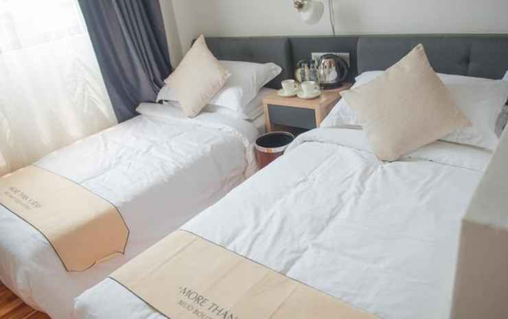 Muo Boutique Hotels Johor - Deluxe Tatami Twin Room