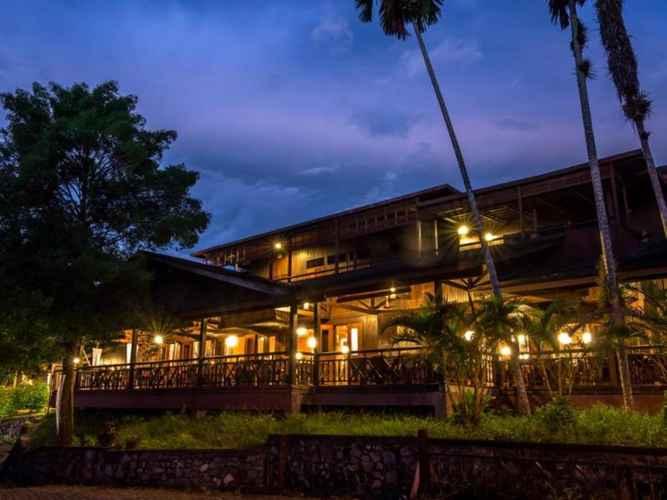 EXTERIOR_BUILDING Aiman Batang Ai Resort & Retreat