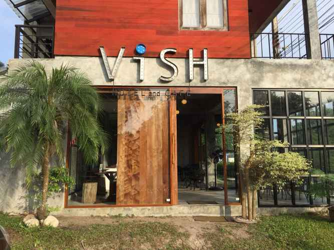 EXTERIOR_BUILDING Vish Hotel and Cafe