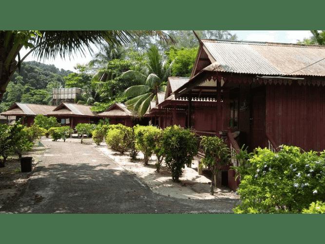 EXTERIOR_BUILDING Kapas Island Resort