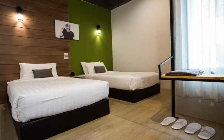 The Rodman Hotel Chiang Mai - Superior Room Twin Bed