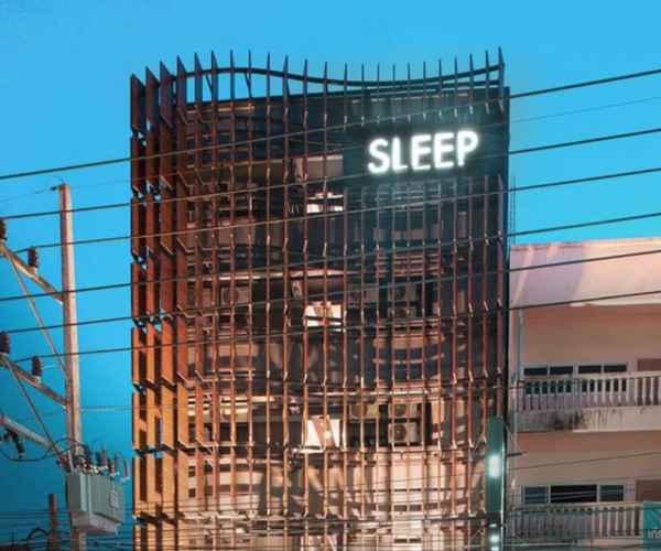 EXTERIOR_BUILDING Sleep Station