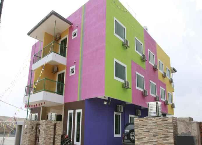 EXTERIOR_BUILDING Hotel Alor Villa