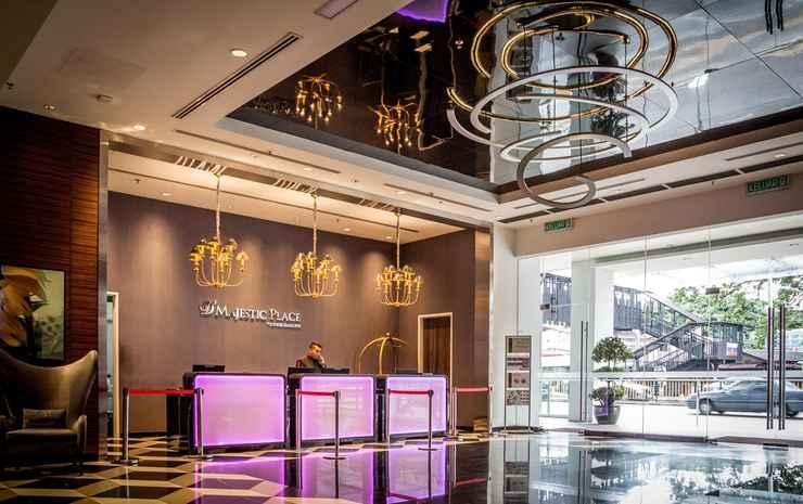 Widebed @ D'Majestic Place  Kuala Lumpur -