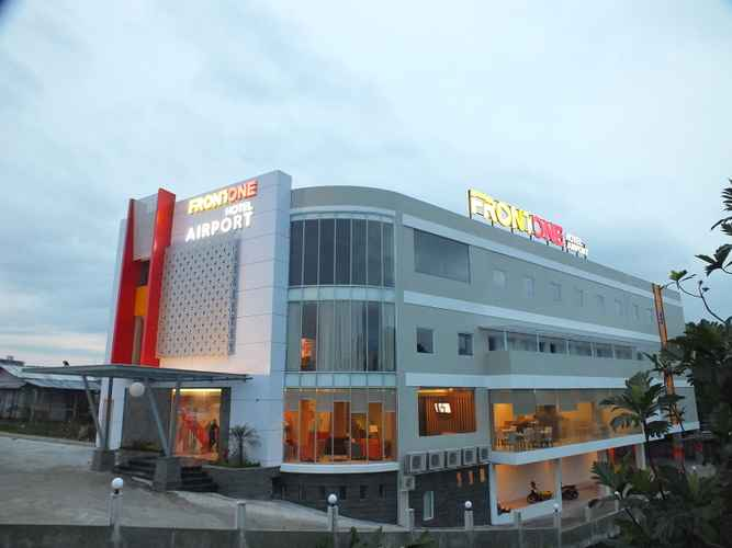 EXTERIOR_BUILDING Front One Hotel Airport Solo