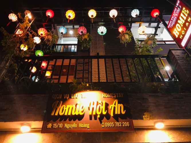 EXTERIOR_BUILDING Homie Hoi An Homestay