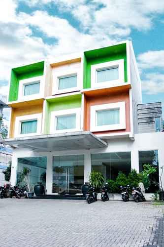 EXTERIOR_BUILDING N2 Hotel Gunung Sahari