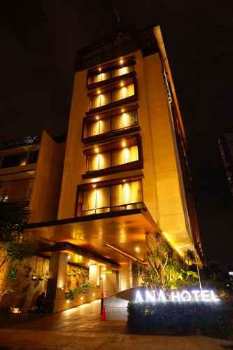 EXTERIOR_BUILDING Ana Hotel Jakarta