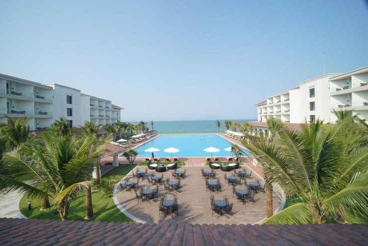 SWIMMING_POOL Vinpearl Resort & Spa Hoi An